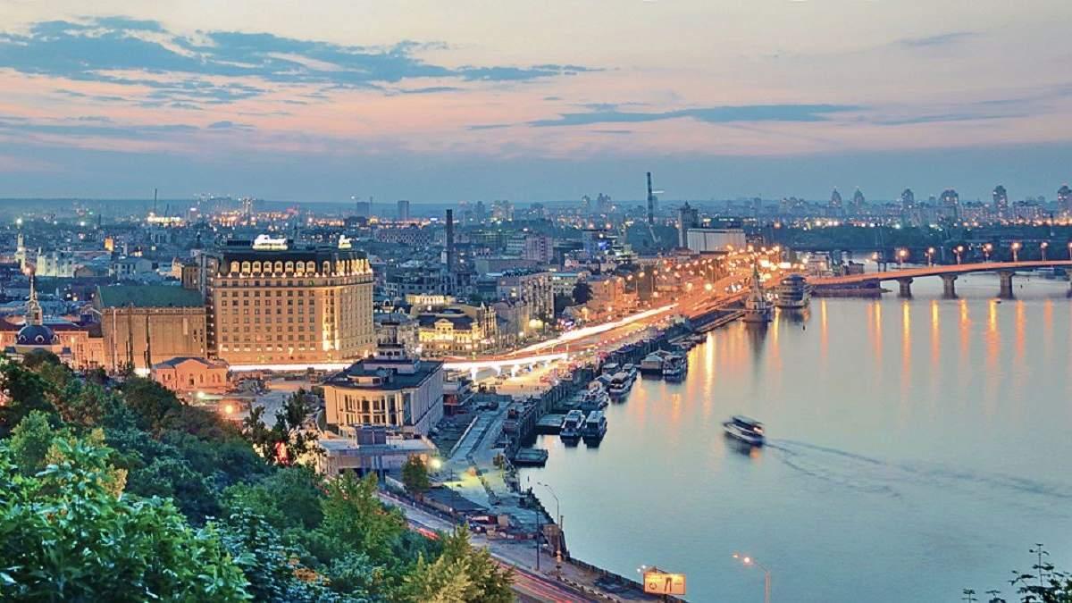 Киев стал 92-м в рейтинге самых умных городов мира