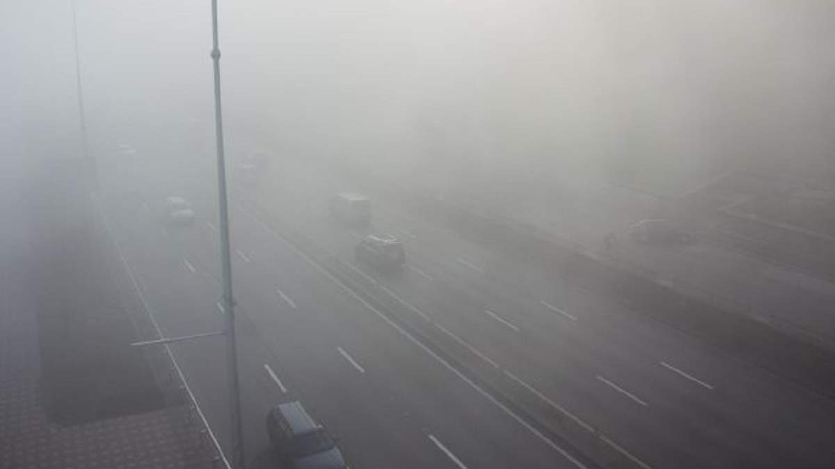Забруднене повітря у столиці: КМДА назвала причини