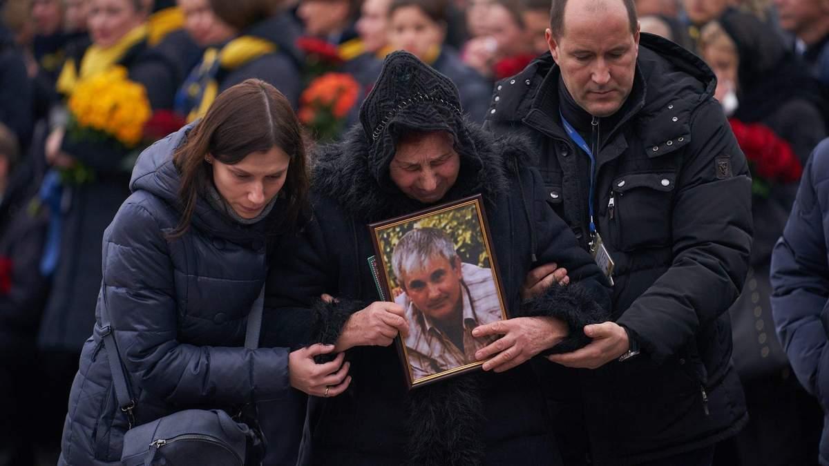 Авіакатастрофа МАУ в Ірані: більшість загиблих поховають на Київщині
