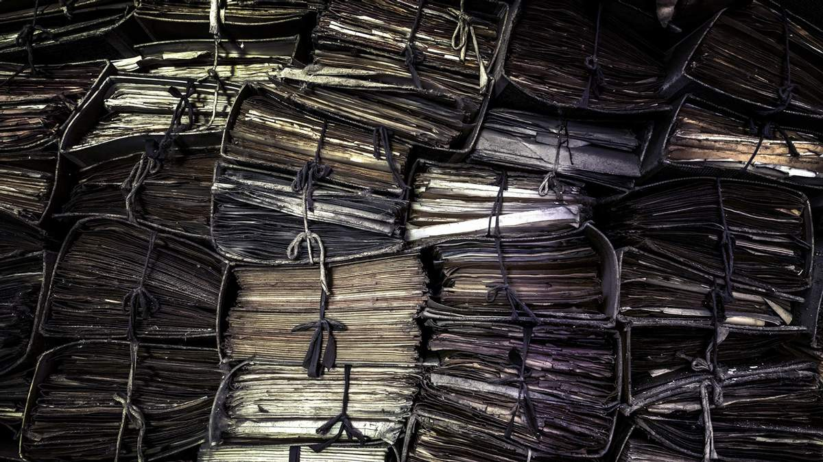 В Україні з'явиться найбільший в Європі архів з документами КДБ: деталі