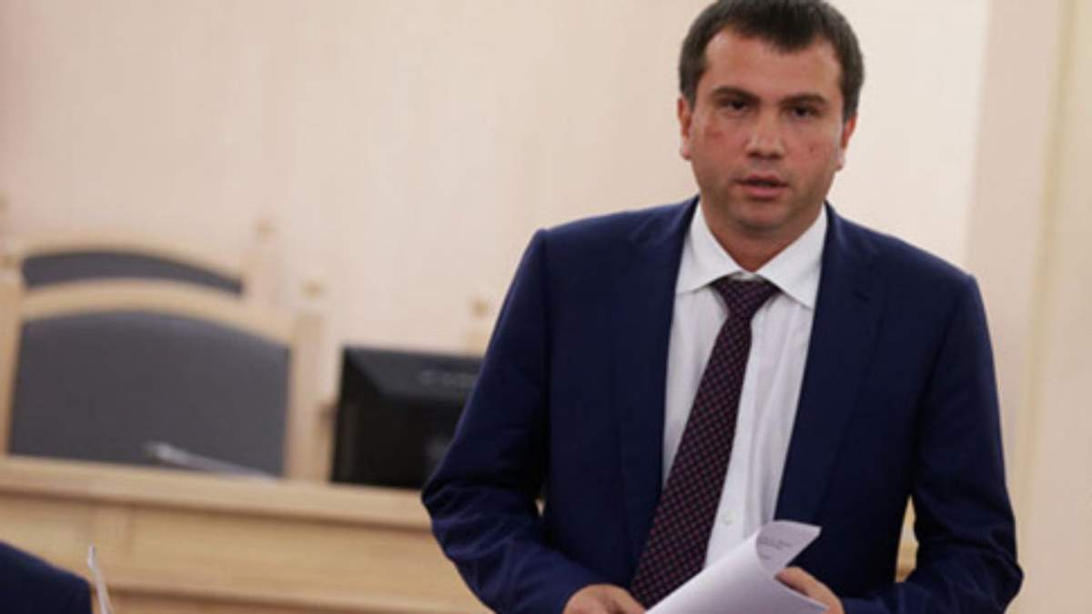 Павло Вовк очолив Окружний суд Києва