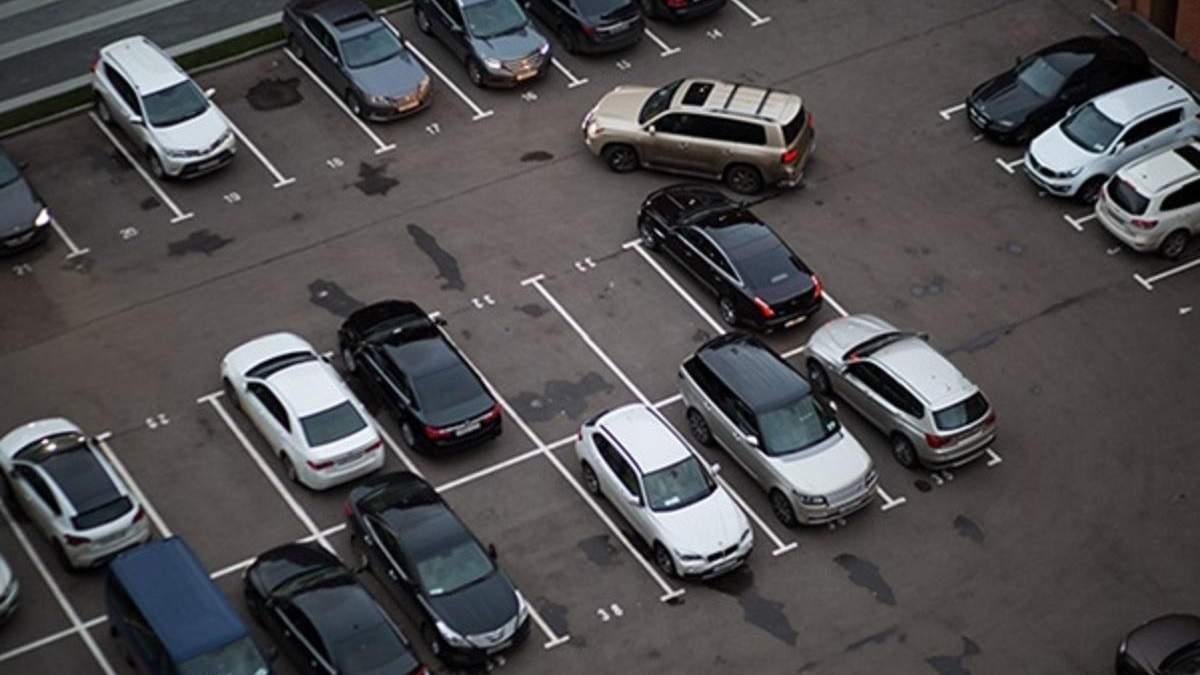 Влада Києва планує збільшити вартість паркування та розміри штрафів
