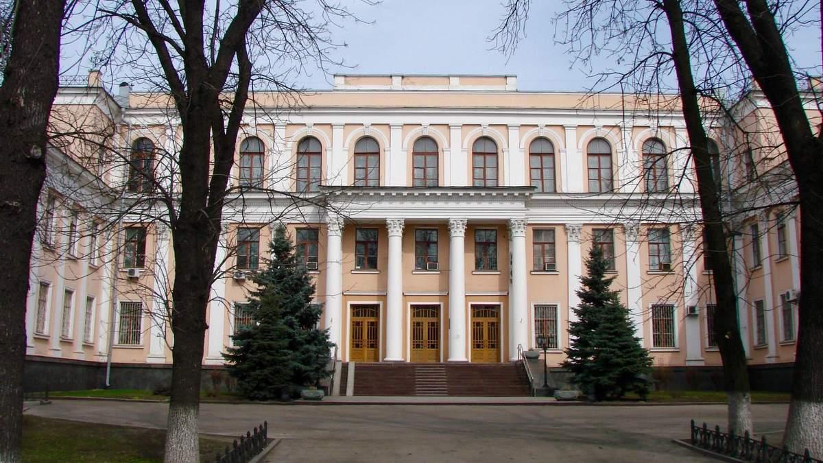 Будівля міністерства освіти та науки України