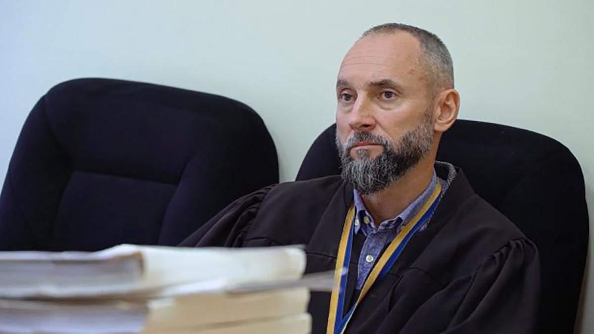 Cуддя Ігор Качур