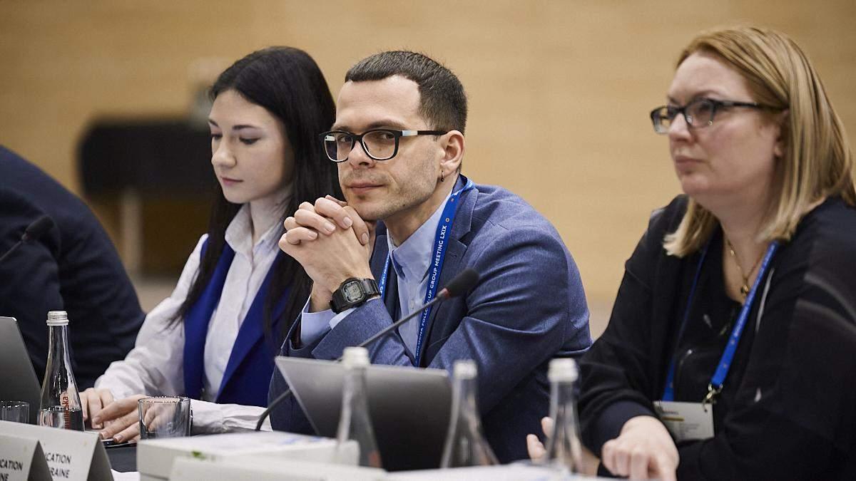 Впервые участники встречались в Киеве