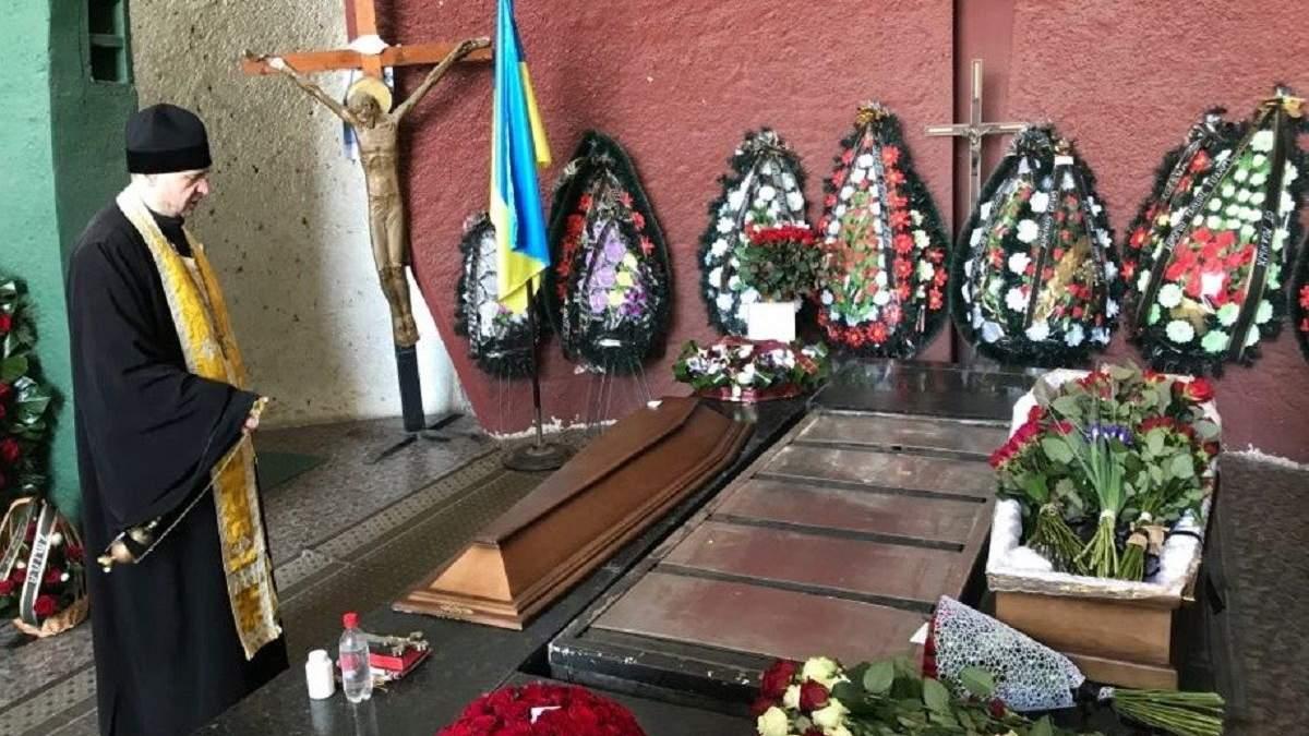 У Києві попрощалися із відомою соціологинею Іриною Бекешкіною: фото