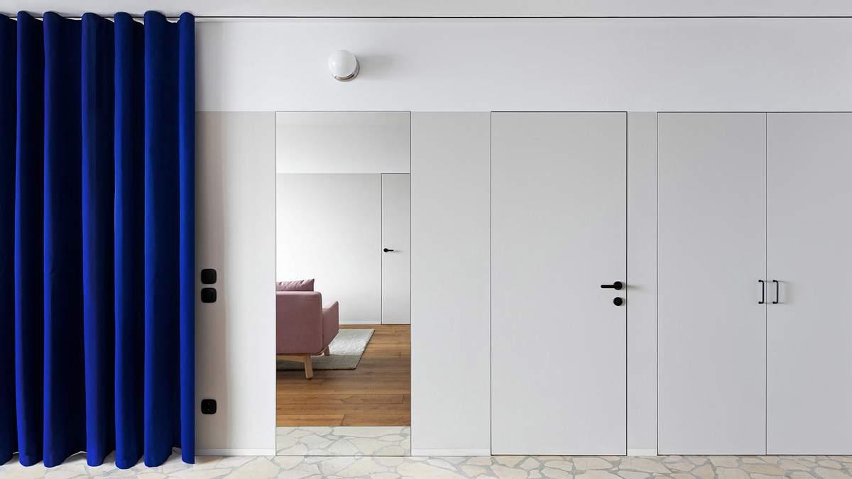 Дизайнери перетворили тісну київську квартиру на сучасний житловий простір – фото
