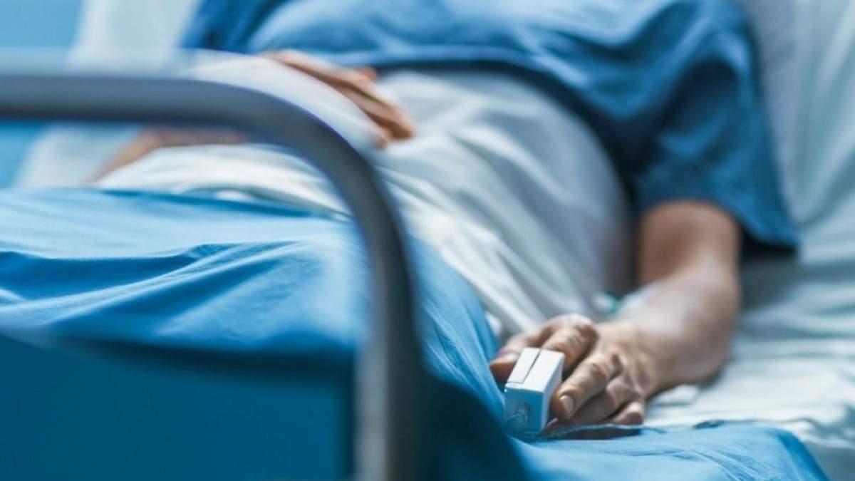 В Україні від коронавірусу померли 10 людей: перелік областей