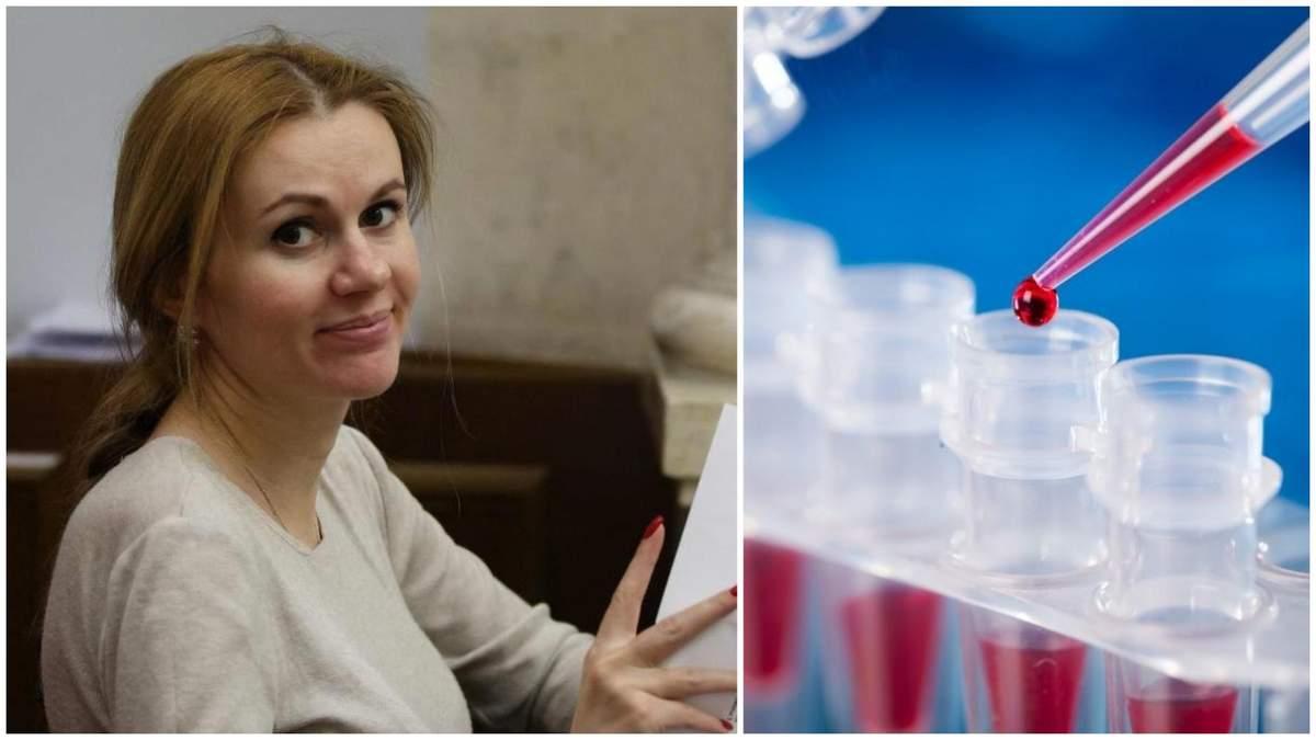 4100 гривень і корочка депутата, – хвора на COVID-19 Скороход розповіла, як добивалася діагнозу
