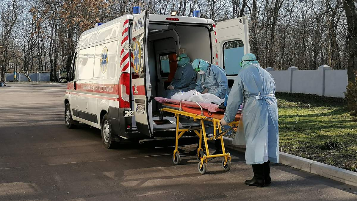 На Киевщине от коронавируса умерли два человека