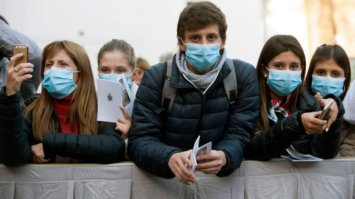 Коронавірус у гуртожитку в Переяславі