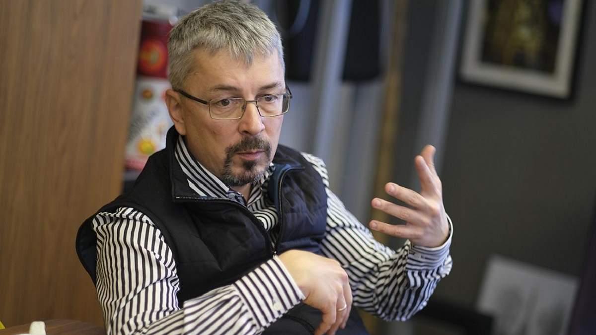 Идет ли Ткаченко в мэры Киева в 2020: ответ нардепа