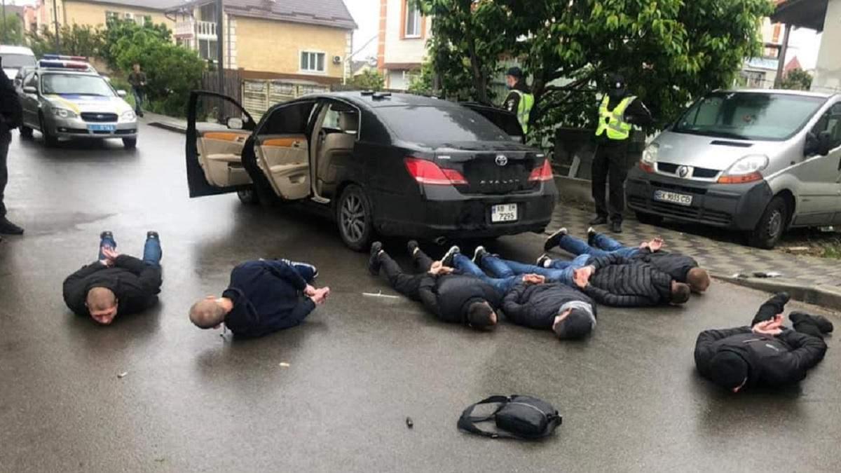 В Броварах произошла массовая перестрелка: последние новости – фото (+18), видео