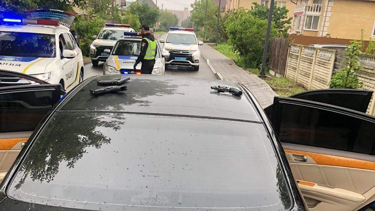 Полиция знала о конфликтах в Броварах