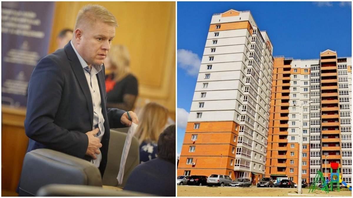 Депутат М'ялик задекларував 158 квартир і 80 земельних ділянок