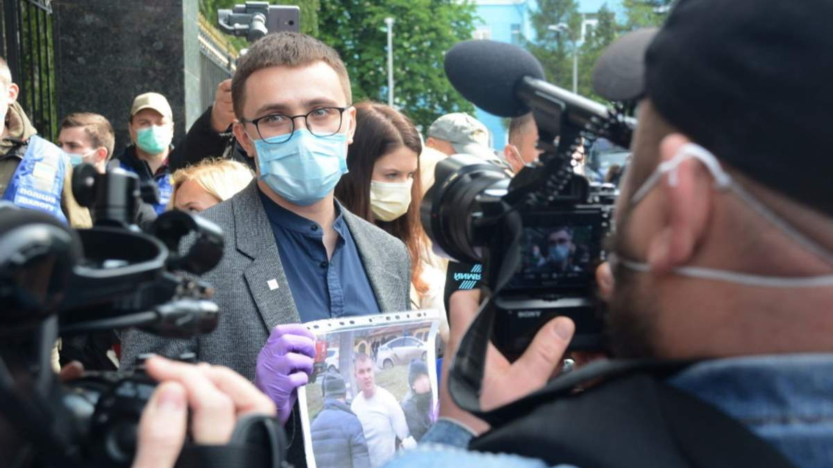 Стерненка викликають в СБУ, щоб повідомити про підозру 9 червня 2020