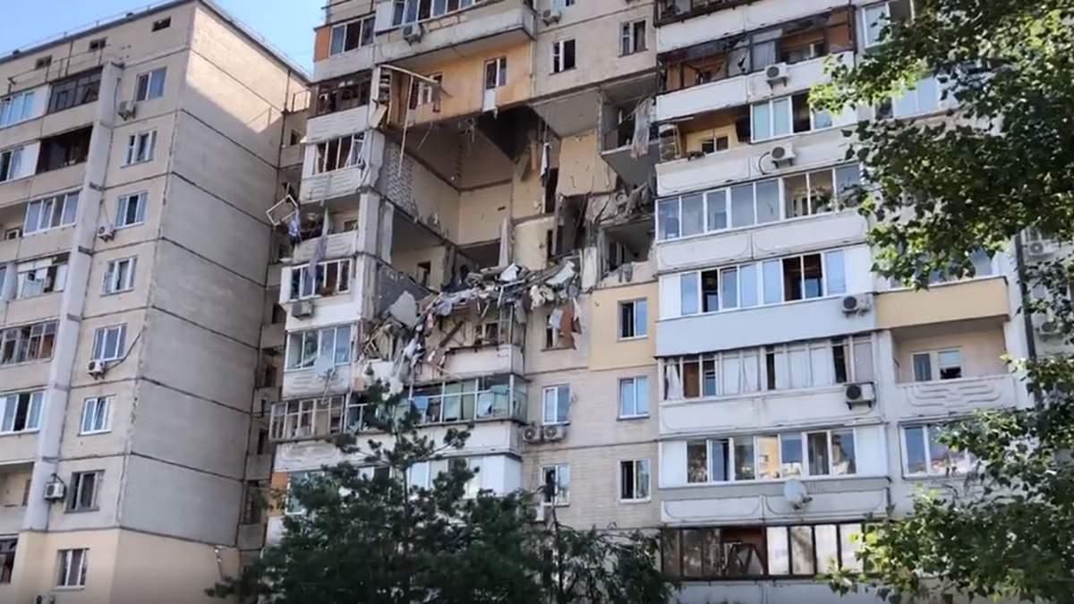 Вибух газу в Києві на Позняках 21 червня 2020: усе, що відомо