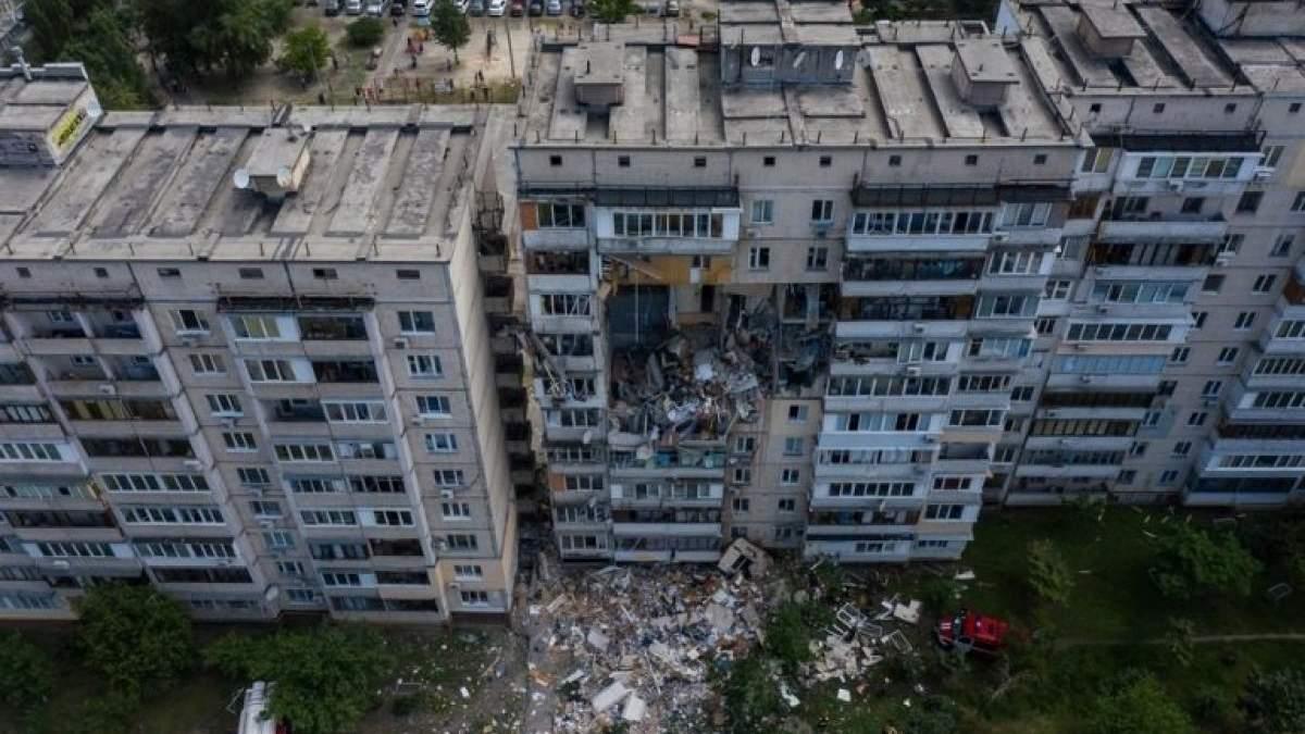 Пострадавшим от взрыва на Позняках выделят деньги на квартиры