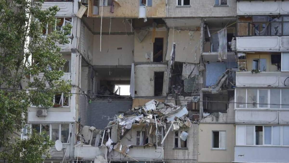 Взрыв на Позняках: вскоре результаты экспертиз и подозрения