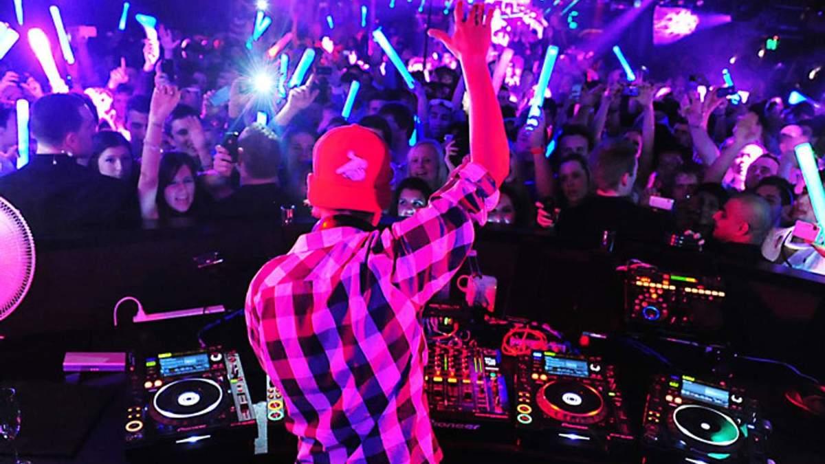 2 нічні клуби у Києві закрили