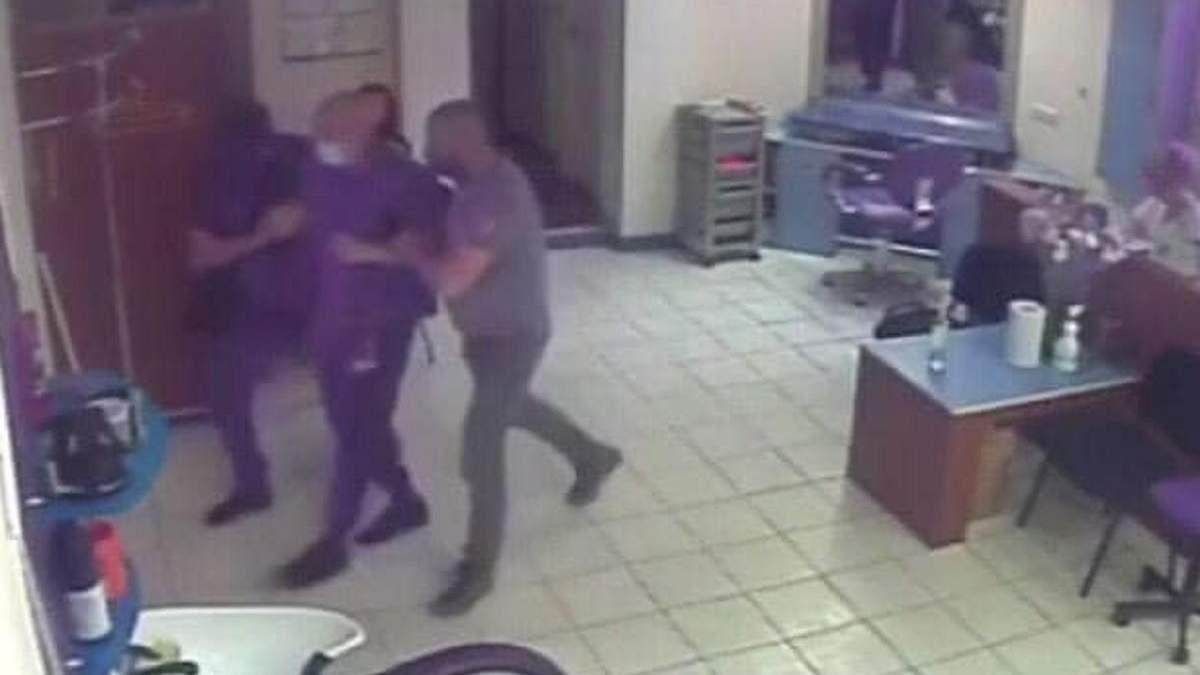 Викрадення бізнесмена в Києві: затримали п'ятьох підозрюваних