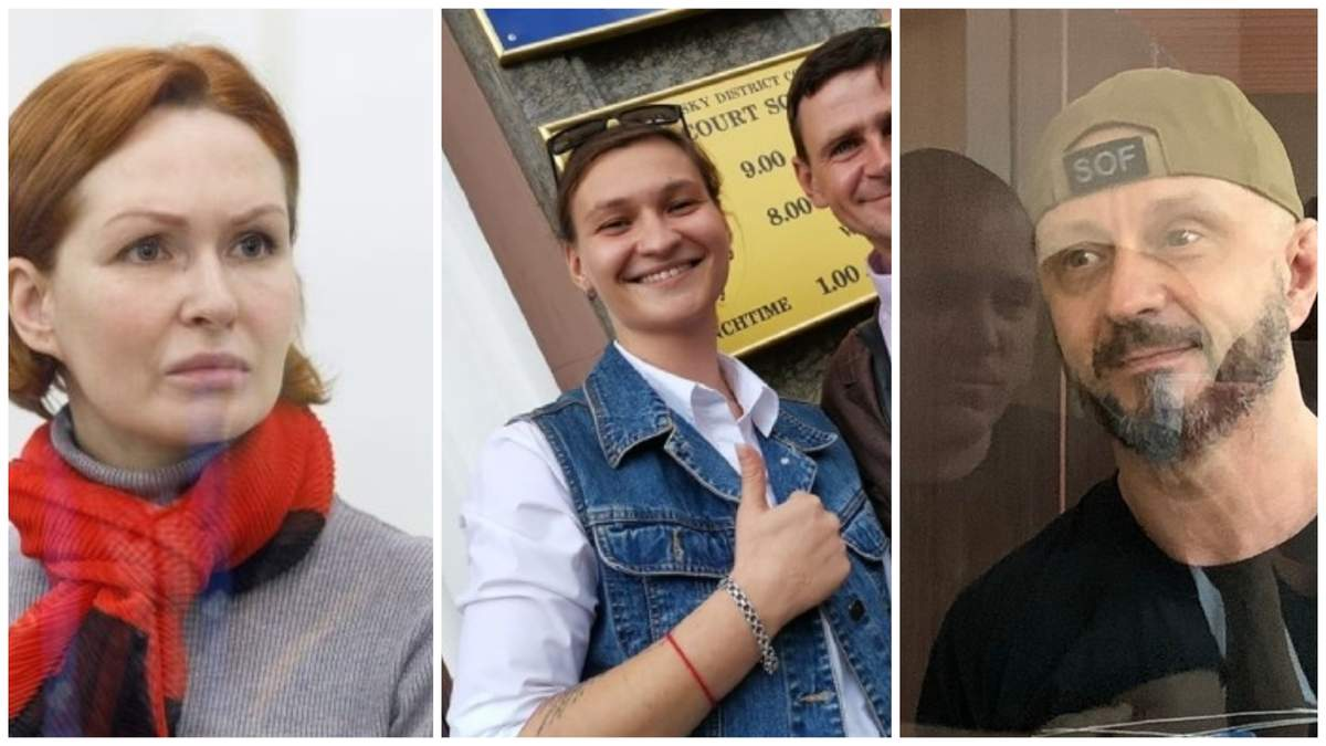Відбувся суд по Антоненку, Кузьменко та Дугарь