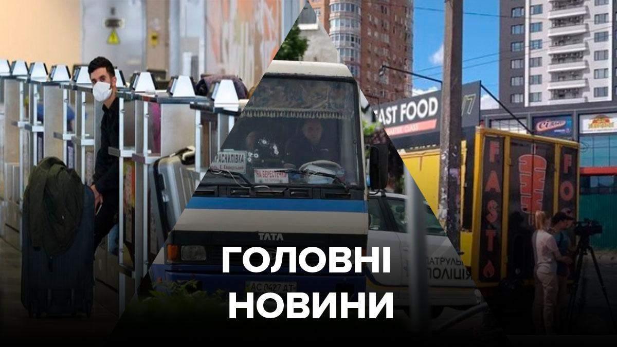 Новини України – 21 липня 2020 новини Україна, світ