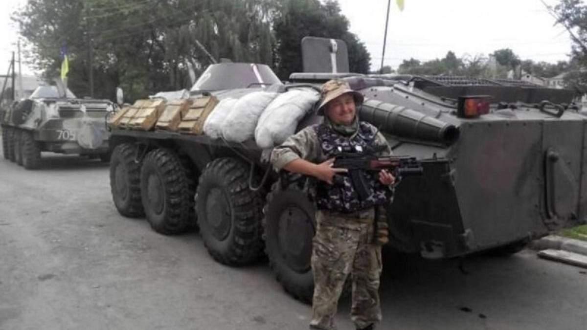 В Киеве улицу Российскую переименовали в честь украинского воина: что о нем известно