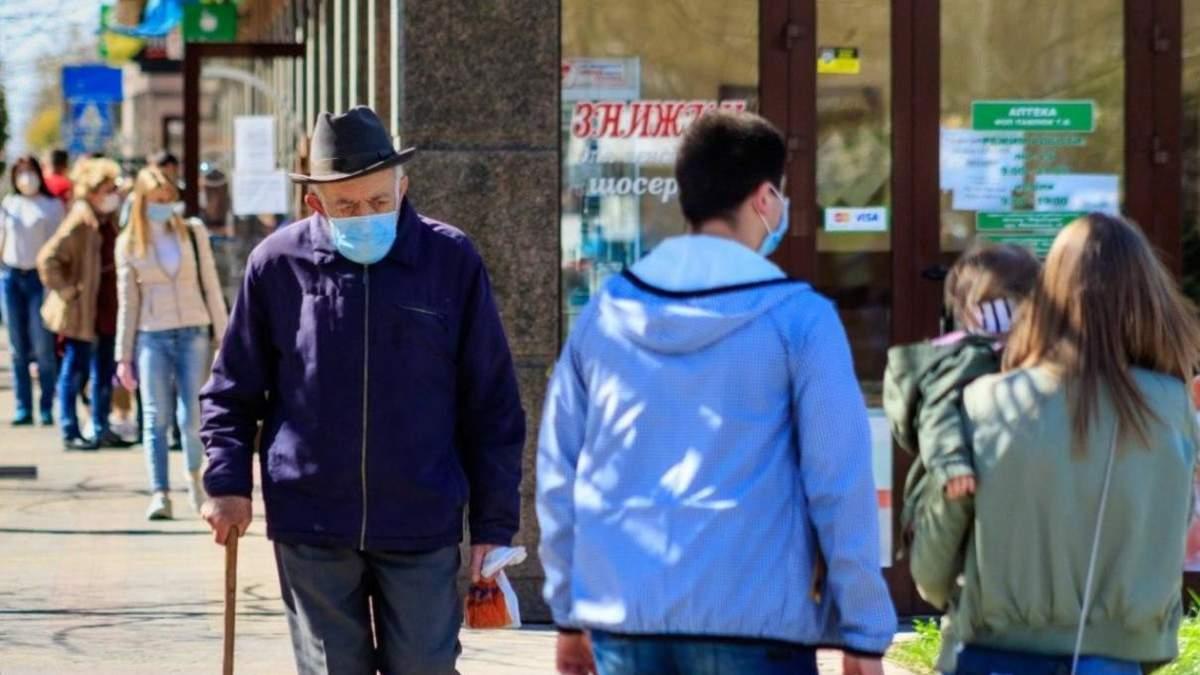 Оранжевая зона карантина в Киеве с 1 августа 2020 – ограничения