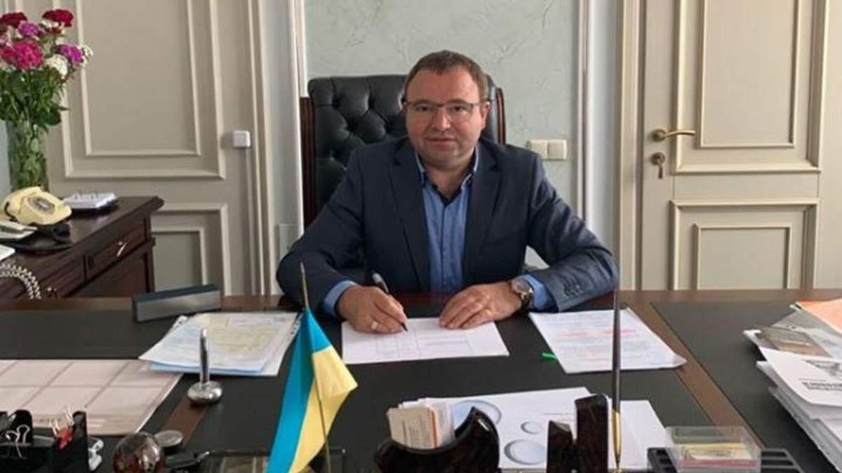 Николай Стариченко – глава Киевского облсовета подал в отставку