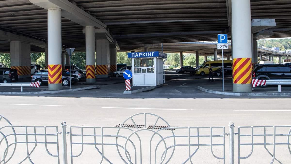 Анонсировано открытие новых паркингов