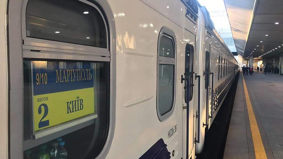 Появились новые детали об  избиении и попытке изнасилования женщины в поезде Мариуполь – Киев