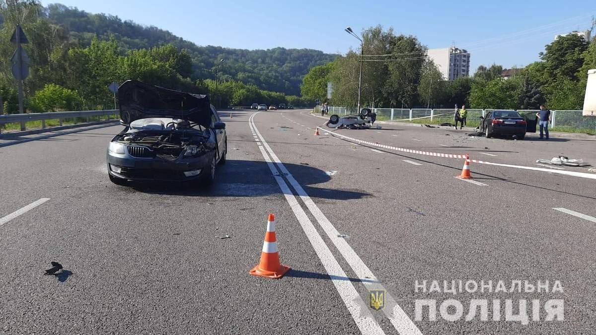 ДТП на об'їзній Обухова 6 серпня 2020: водій був під амфетаміном