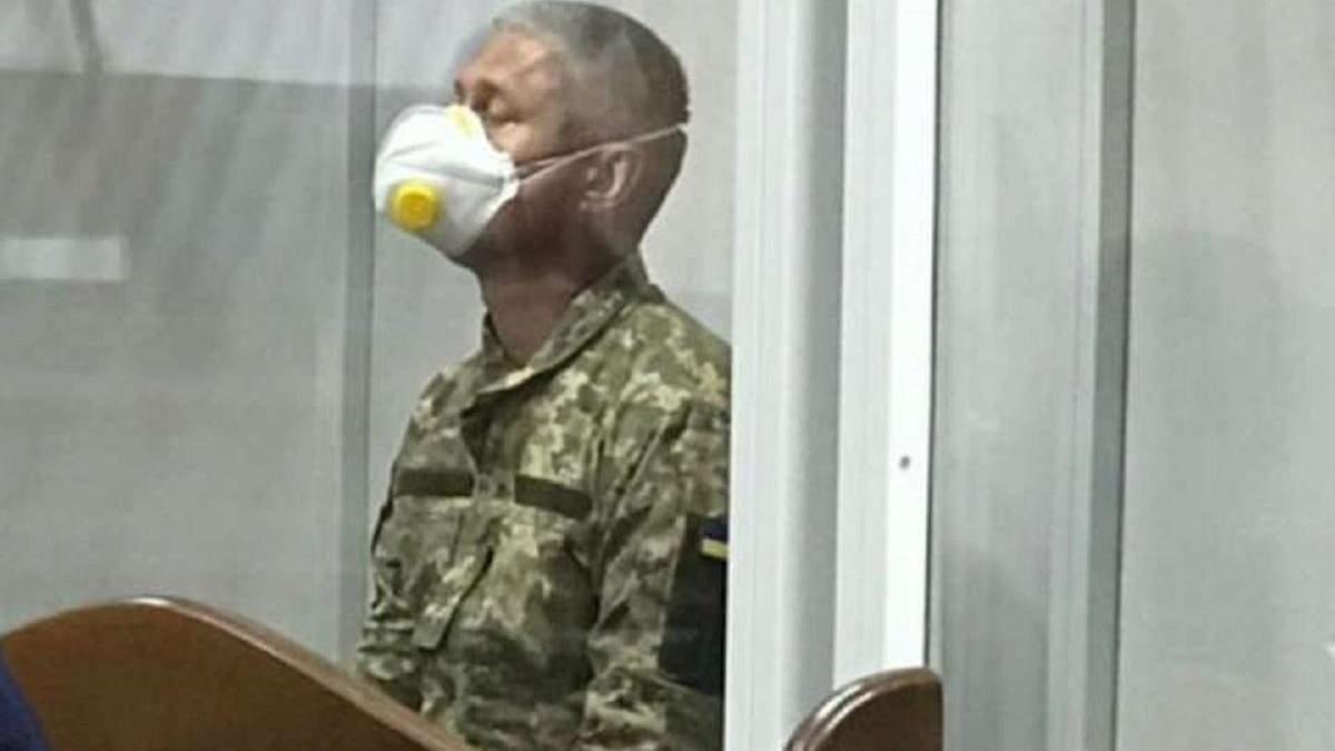 Владимир Холодный оказался за решеткой: ему избрана мера пресечения