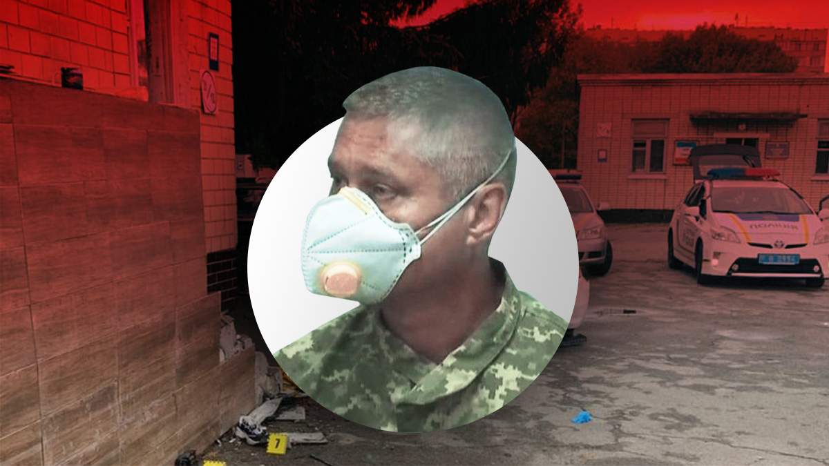 Майор Владимир Холодный сбил трех курсанток