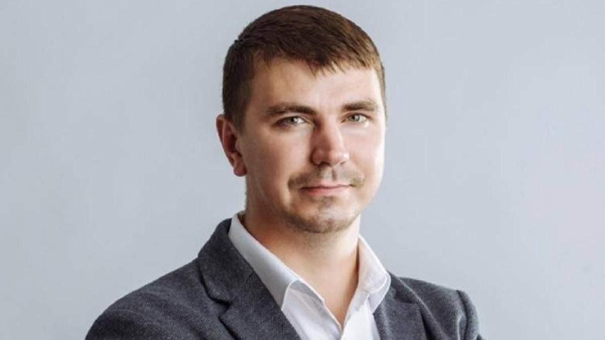 На Полякова напали в Киеве 02.09.2020