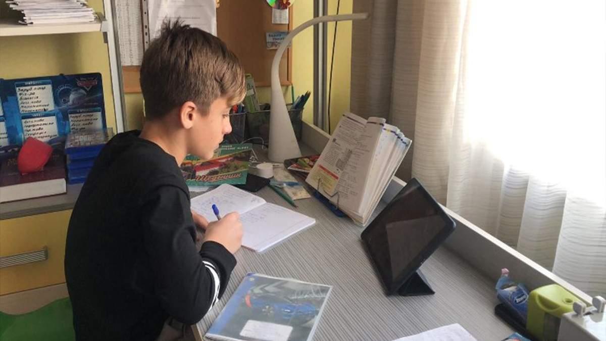 COVID-19 в Киевской области: сколько школ перешли на онлайн-обучение
