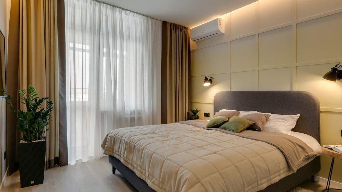Владелец хотел уютную квартиру в светлых тонах