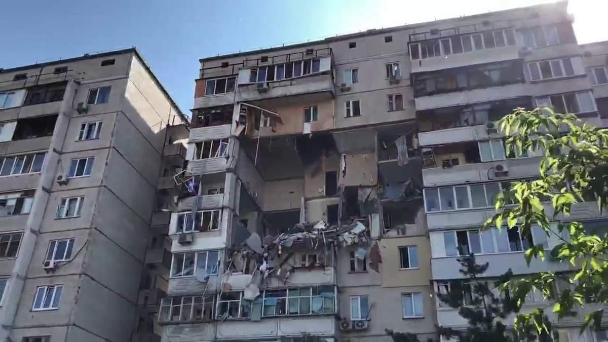 Вибух будинку на Позняках: за скільки знесуть пошкоджену багатоповерхівку