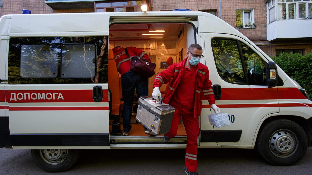 Лікарня 9, Київ – пробки через хворих COVID-19 – причина