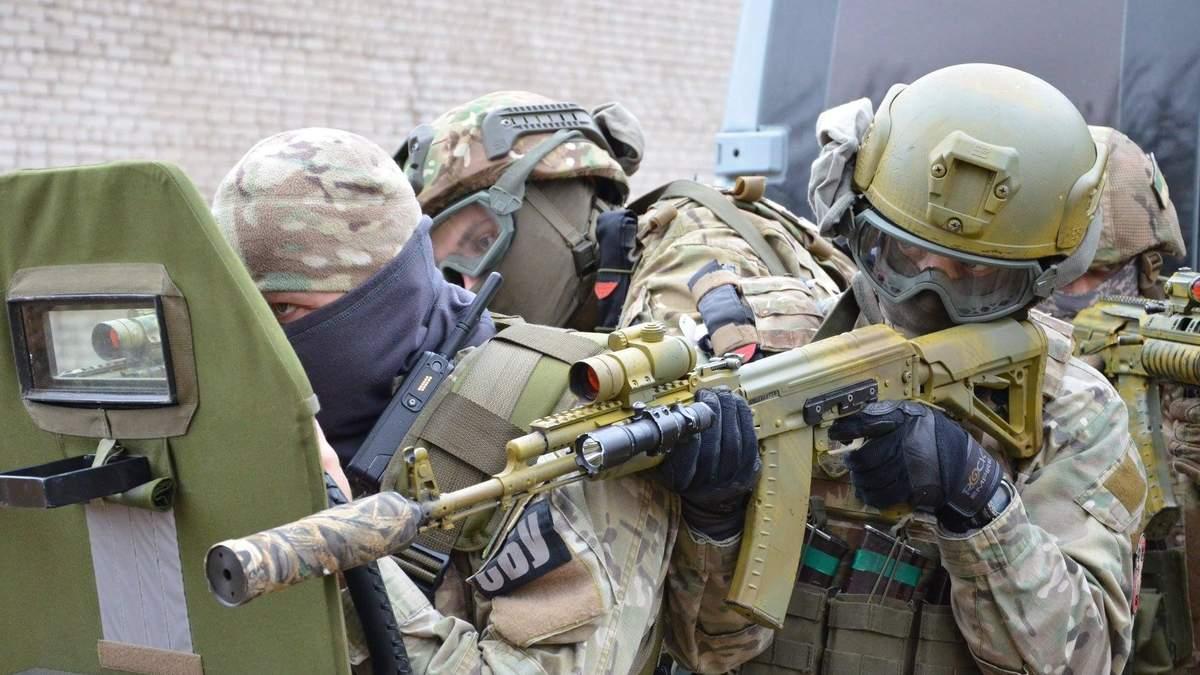 У Києві затримали ватажка проросійських бойовиків