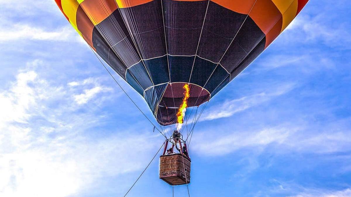 В Киеве пройдет фестиваль воздушных шаров