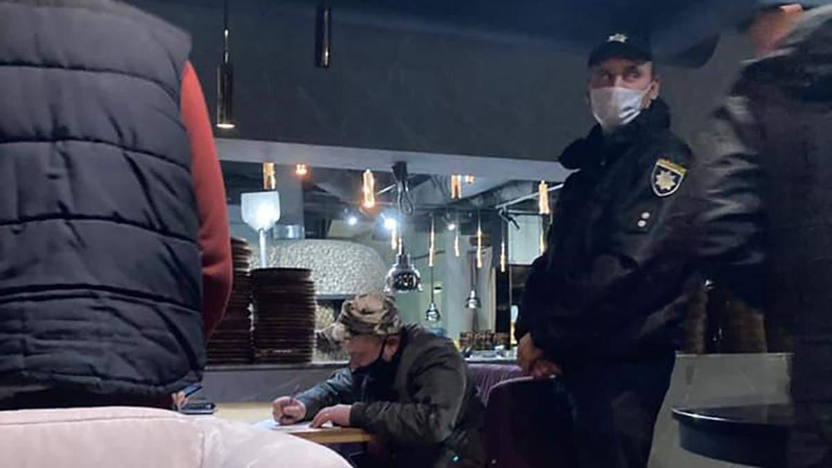 Карантин вихідного дня у Києві: які популярні заклади спіймали на порушеннях 21 листопада 2020 – фото, відео