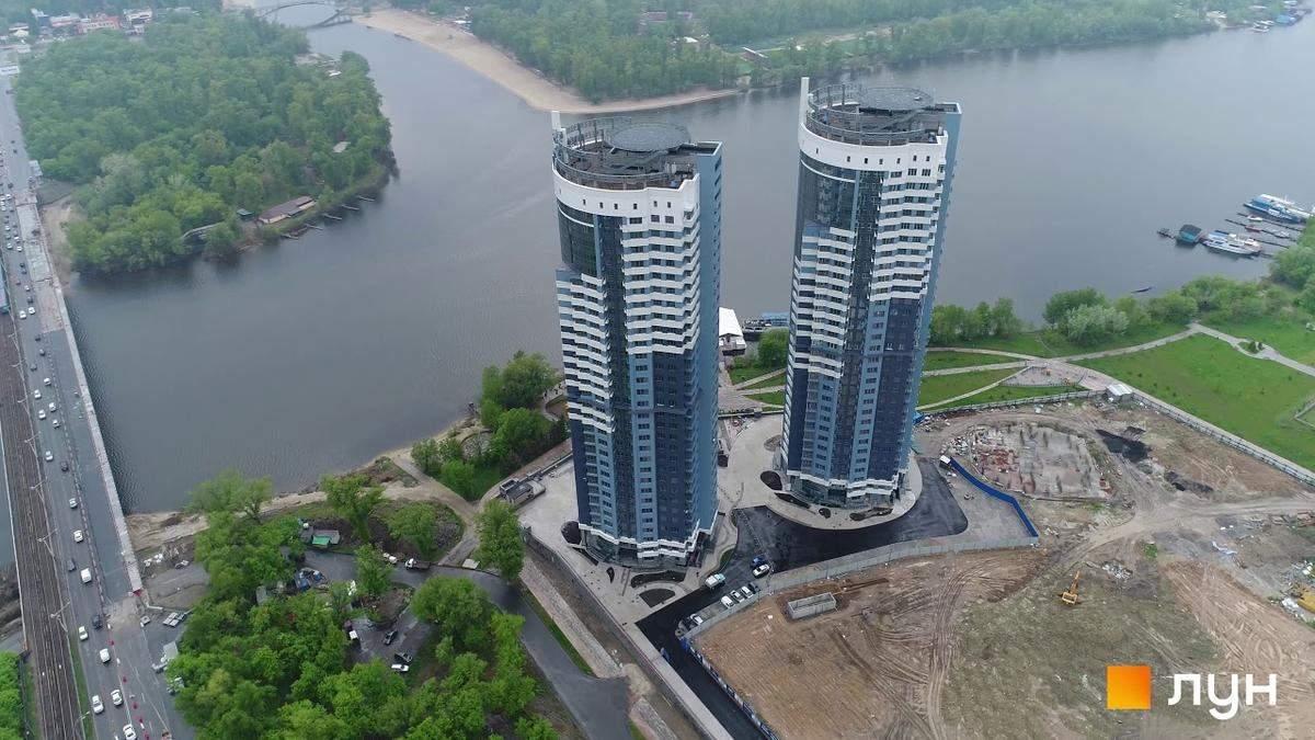Берег Днепра в Киеве застроят через незаконное решение депутатов