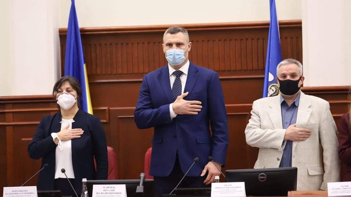 Виталий Кличко официально во второй раз стал мэром