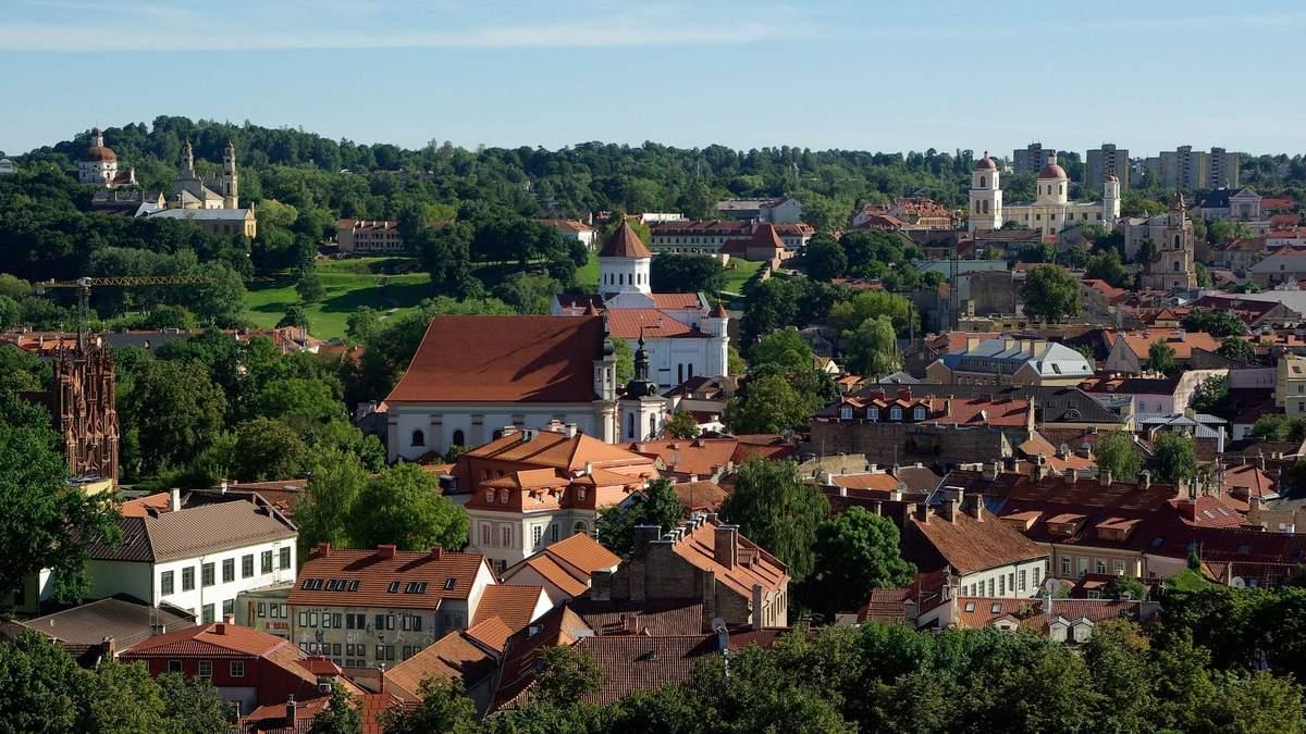 Киев - Вильнюс: авиакомпания АirBaltic запускает прямой рейс