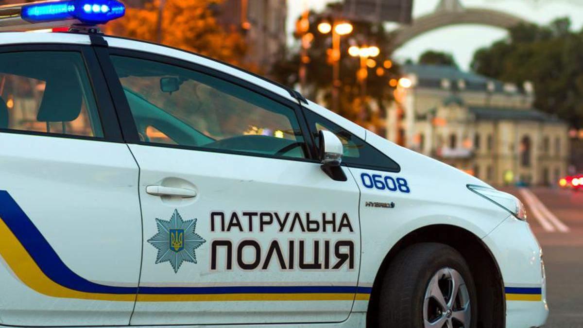 У Києві водій влаштував перегони з поліцією та прикинувся пасажиром