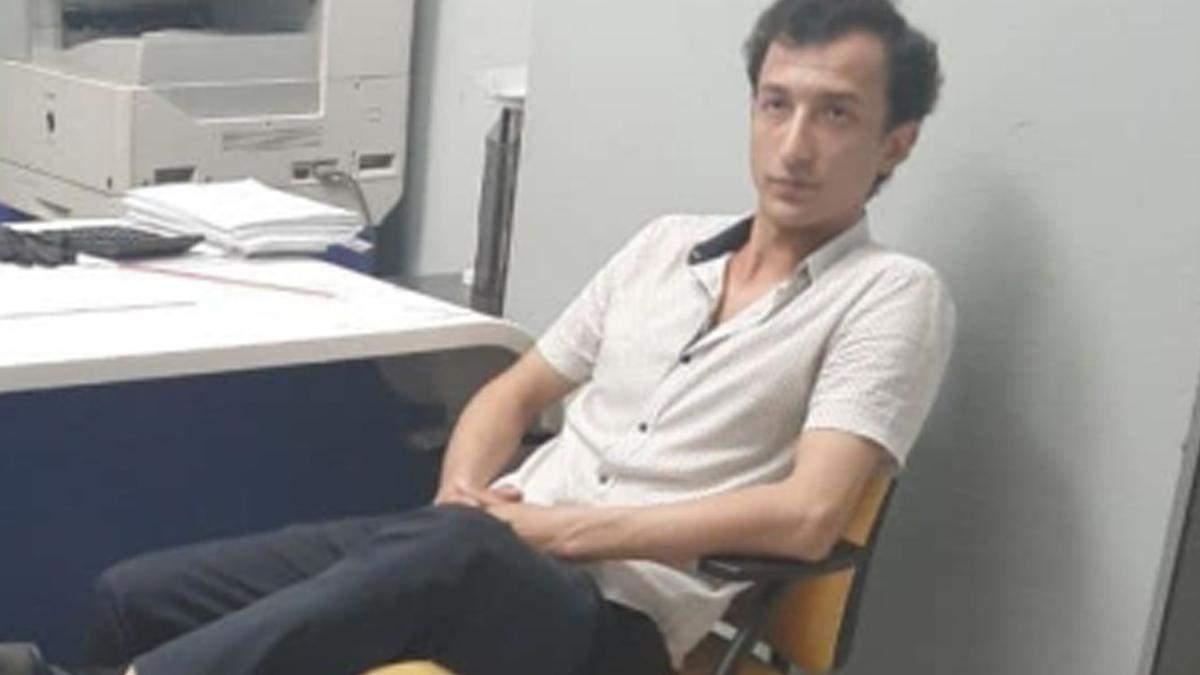 Карімова, що захопив банк в Леонардо, перевели до психлікарні