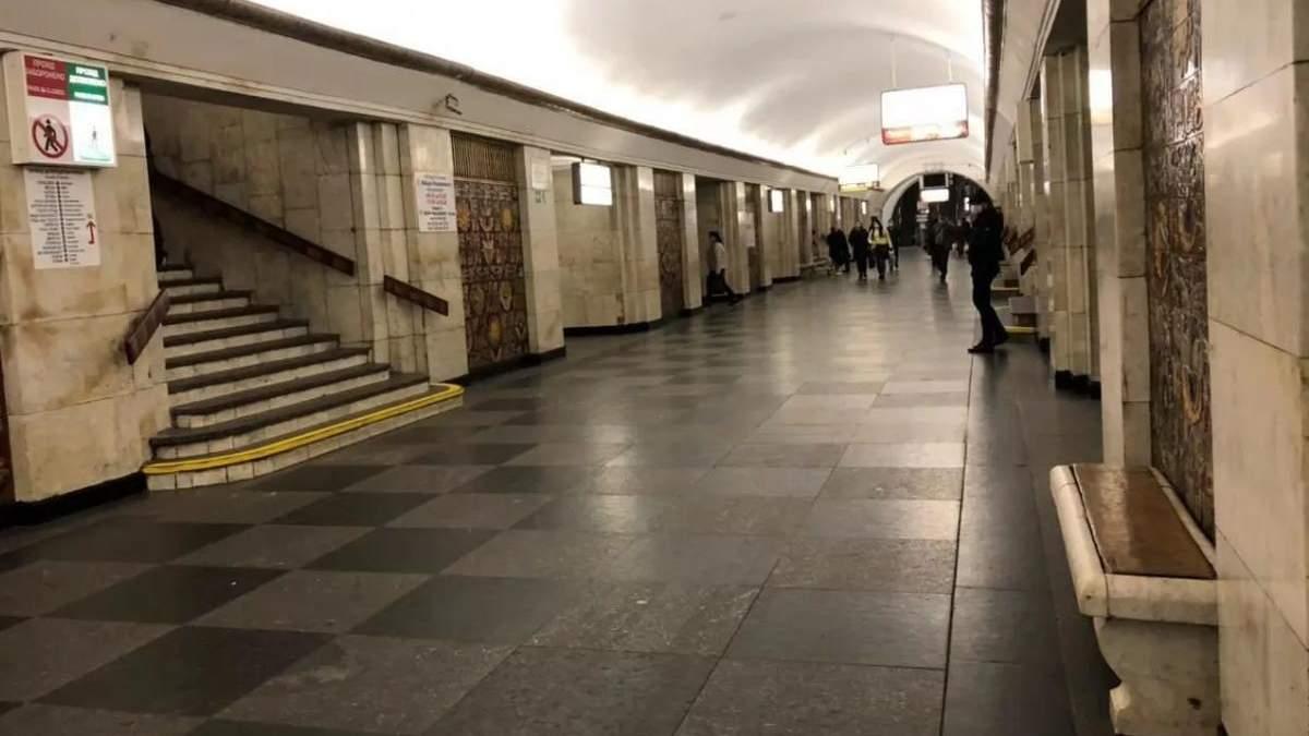 У Києві перекрито станції Майдан Незалежності та Хрещатик