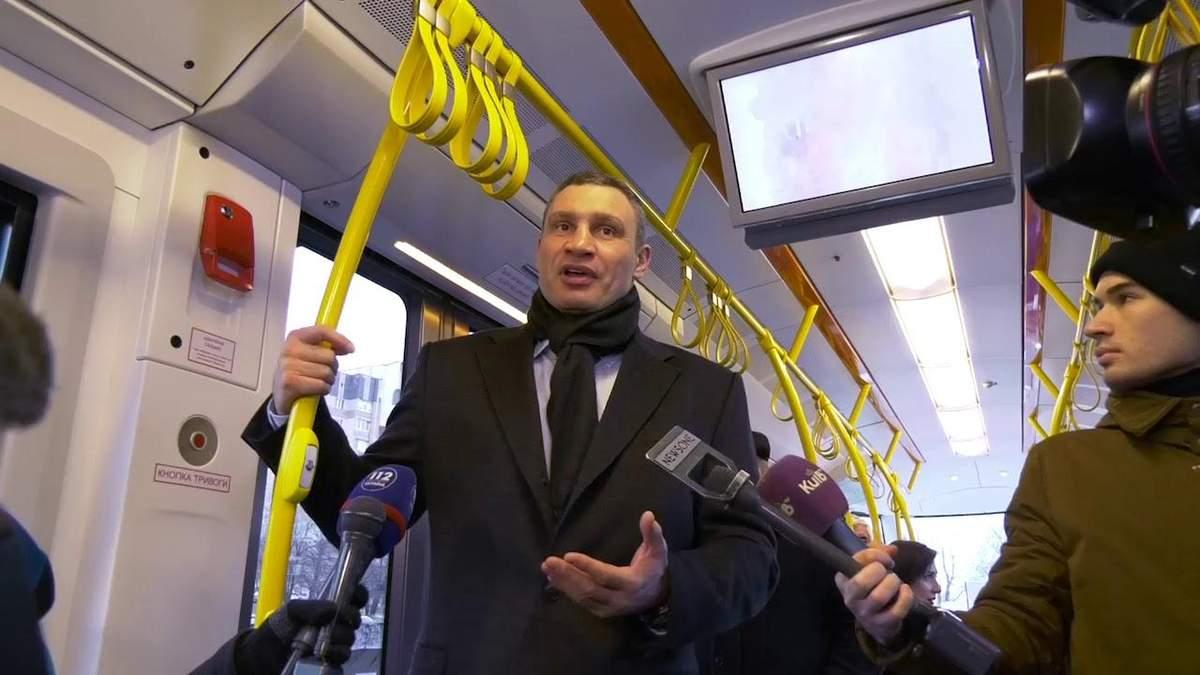 Як працюватиме громадський транспорт під час локдауну в Києві – деталі від Кличка